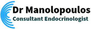Dr Konstantinos Manolopoulos – Consultant Endocrinologist
