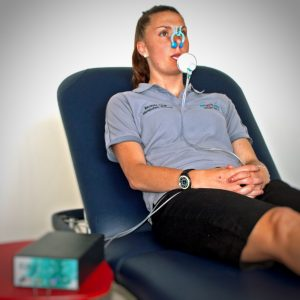 Resting Metabolic Rate measurement